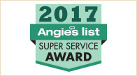 Angiest List Super Service Award, 2017