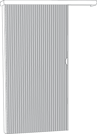 Vertical Cell Shade